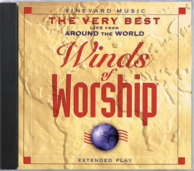 Vineyard Music-The Very Best Winds Of Worship-