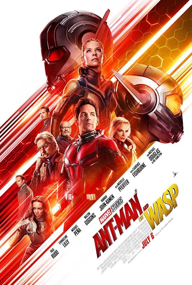 Poster Ant-Man and the Wasp 2018 Dual Audio HD 720p