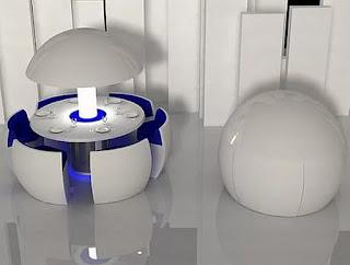 Мебель будущего – безумные идеи