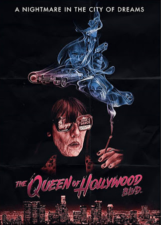 Poster Of Hollywood Film Watch Online The Queen of Hollywood Blvd 2018 Full Movie Download Free Watch Online 300MB