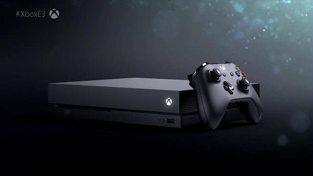 X Box One X (inicialmente Project Scorpio)