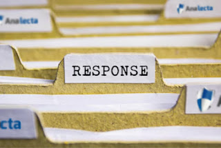 Executing your response plan graphic