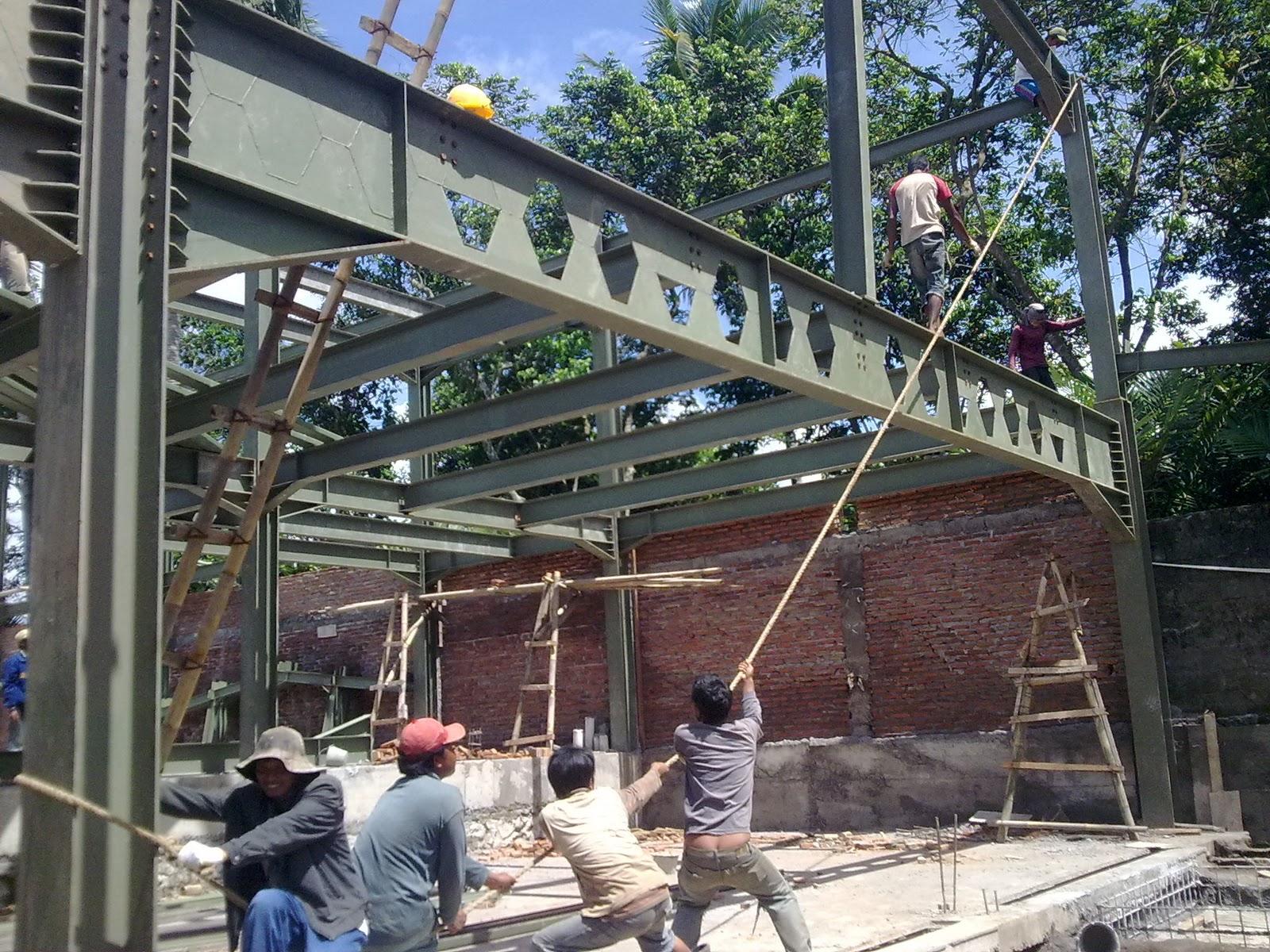 Pondasi Dengan Baja Ringan Konstruksi Untuk Gedung Bertingkat Di Cirebon Wa 085316089444
