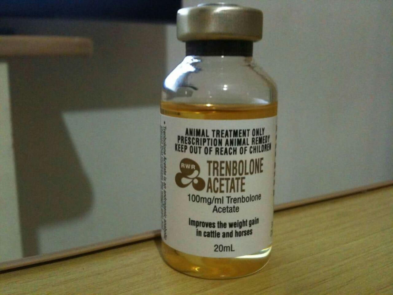trenbolone acetate para que sirve
