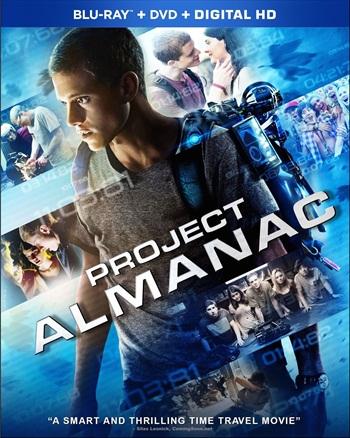 Project Almanac 2015 Dual Audio Hindi 480p BluRay 300mb