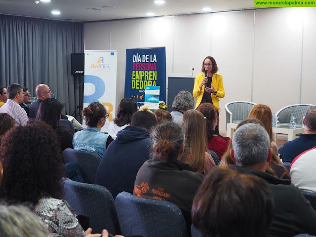Economía anima a los emprendedores de La Palma a aprovechar las ayudas para pymes