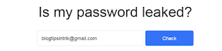 cara cek gmail kena hack