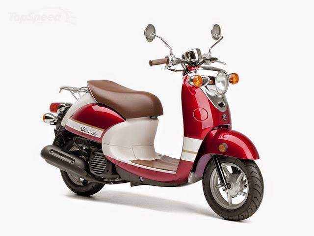 Yamaha Vino Classic 2015