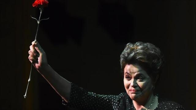 Rousseff: Brasil reparará democracia con presidenciales de 2018