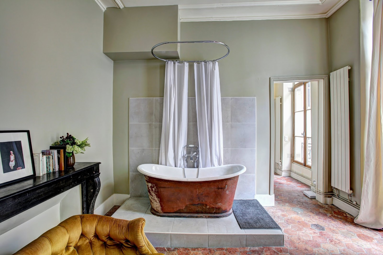 Bath-room Remodels