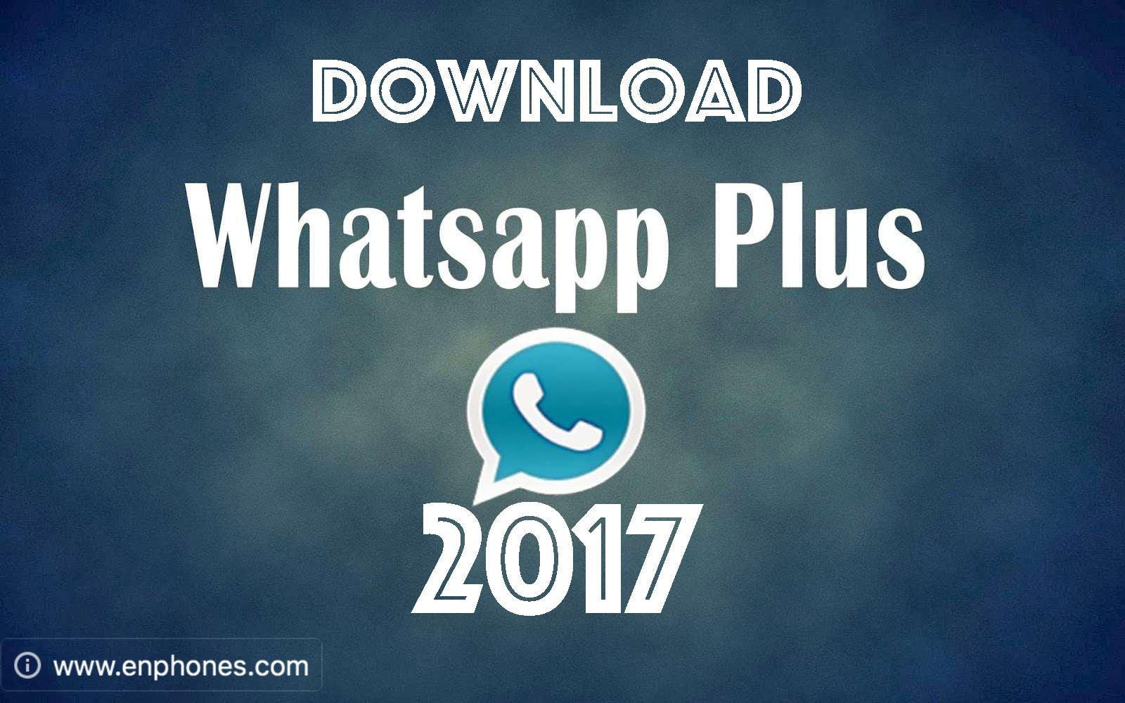 whatsapp plus blue free download for android