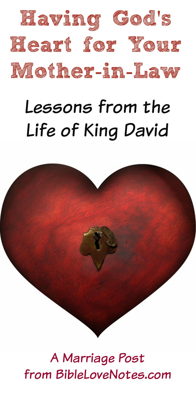 David dealt with King Saul respectfully David and Saul teach us about mother in