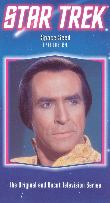 Star Trek: The Original Series - Season 1 Episode 22: Space Seed