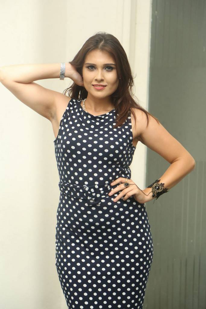 Alexius Macleod At Dharpanam Movie Launch Event Stills