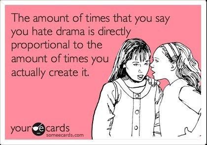 How successful drama follows you