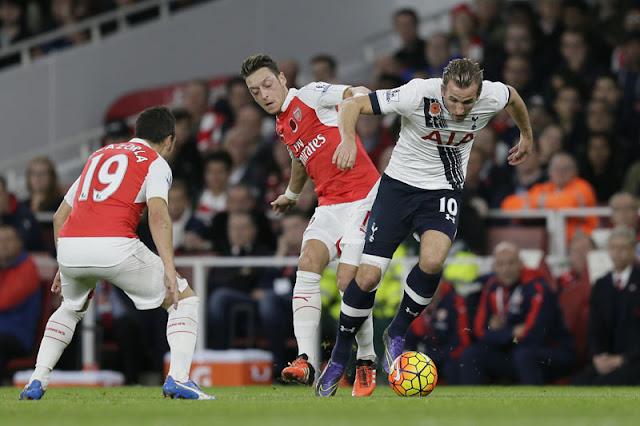 Prediksi Tottenham Hotspur vs Arsenal Liga Inggris