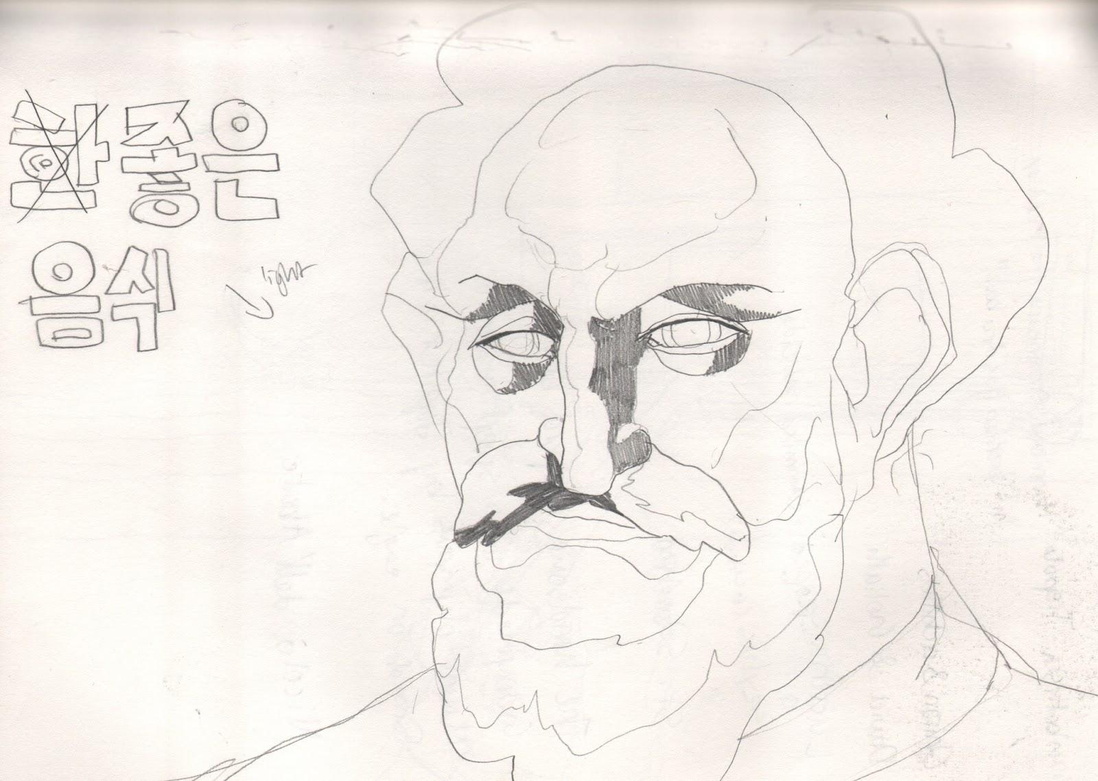 Prague Sketchbook