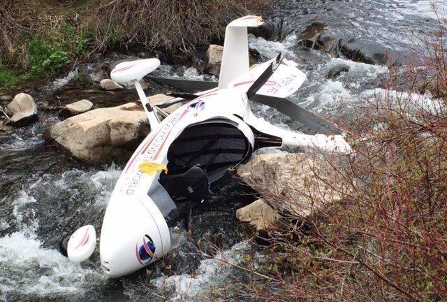 Kathryn's Report: AutoGyro Calidus, N50NE, Airgyro Aviation