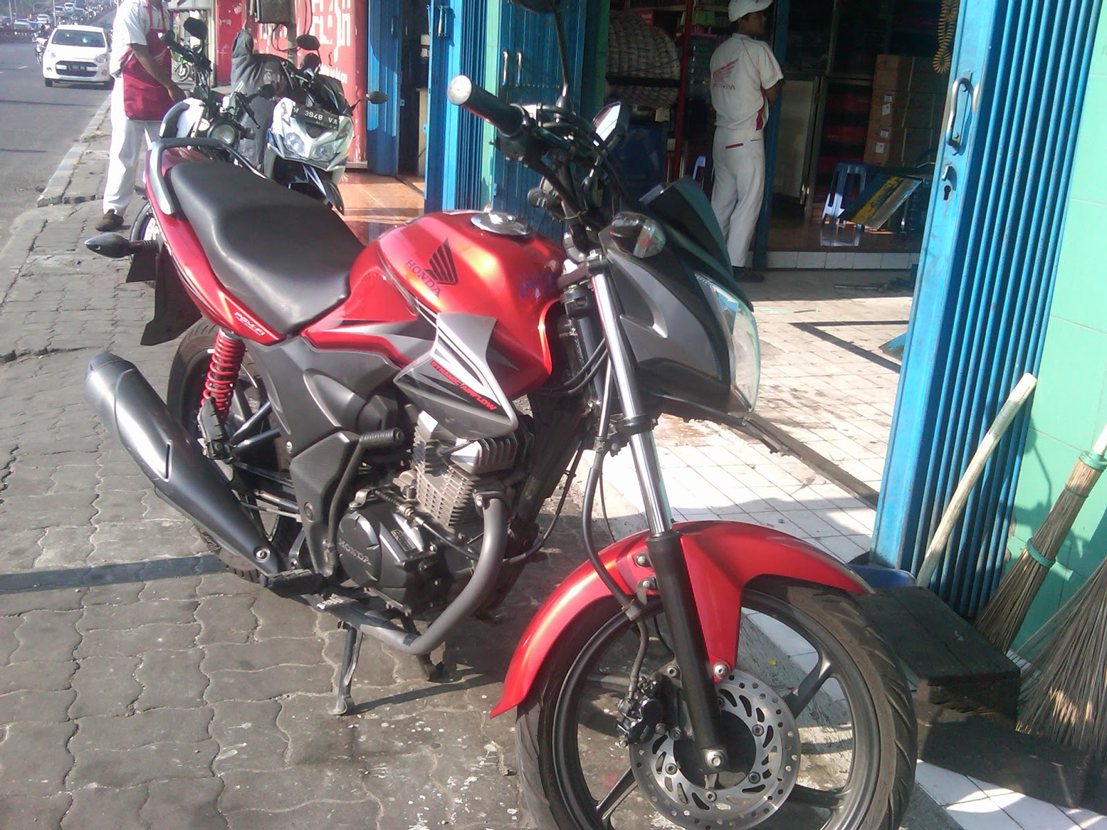 Bangjoru Komstir Motor Honda Bisa Saling Substitusi Racing Bambu Supra X 125 Fit New Vario 150 Cs1 Blade Revo Beat Scoopy Spacy