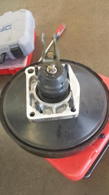 Nissan Silvia S13 Brake Master Cylinder
