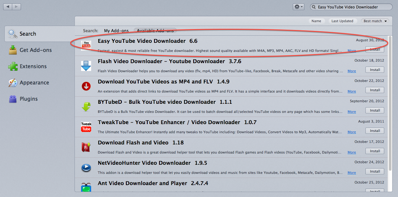 Cara Download Video Youtube di Mac OS X - FREE | ALL | 4 | U