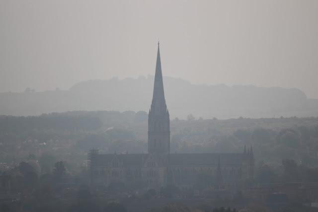 הקתדרלה בסליסבורי