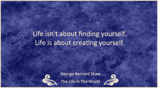 Life Quotes - The Life In The World