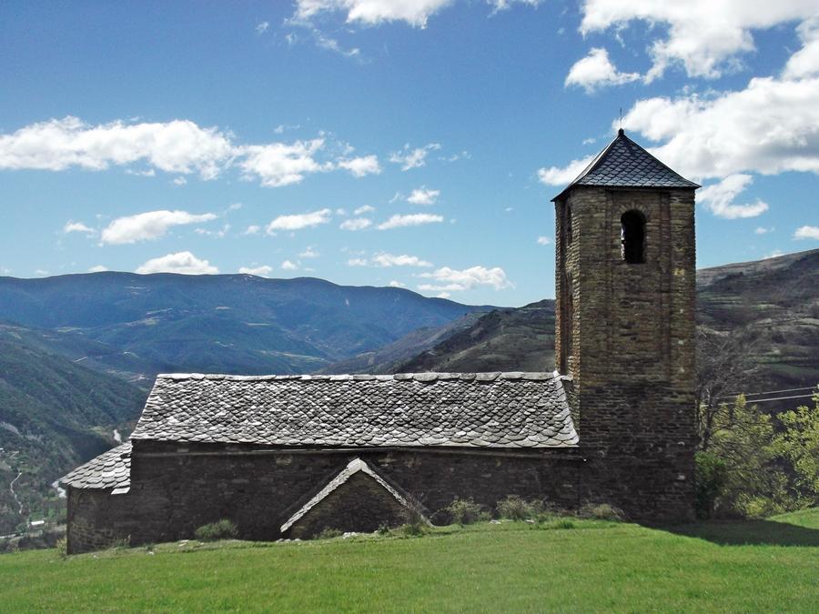 art romànic, els indrets més bonics dels Pirineus