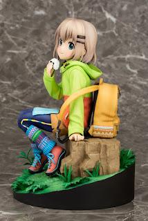 "Figuras: Imágenes de la figura de Aoi Yukimura de Yama no Susume"" - PLUM"