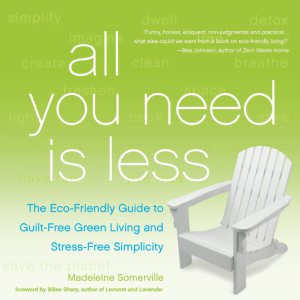 Book Review- All You Need is Less by Madeleine Somerville