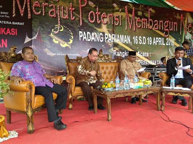 Kemendikbud Minta Padangpariaman Kaji dan Tetapkan Situs Cagar Budaya