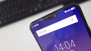 Fitur poni Menarik Smartphone Vivo V9