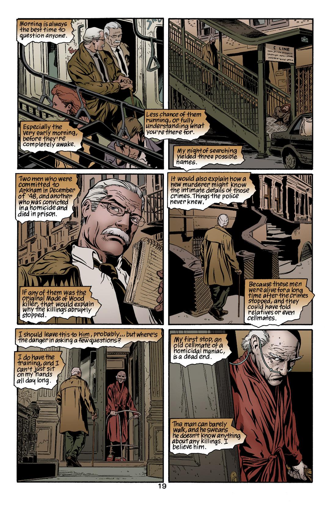 Detective Comics (1937) 785 Page 19
