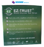Strip Refil EZ TRUST