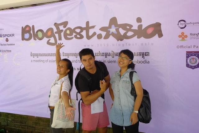 profil nonadita | Anindita Puspitasari | BlogFest Asia