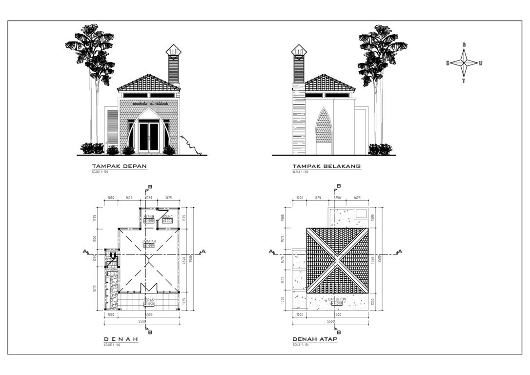 Image Result For Desain Rumah Minimalis Sederhana Kayu