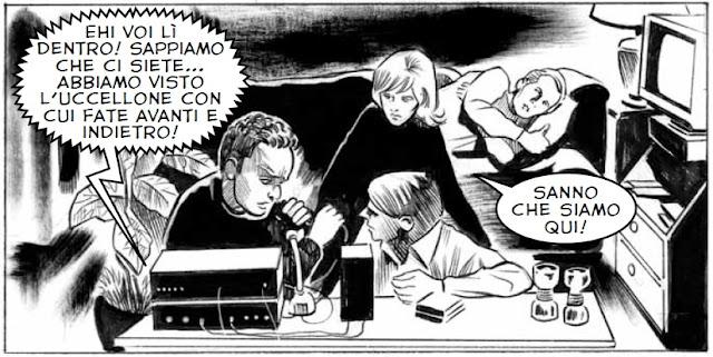 Hotel La Muerte (vignetta)