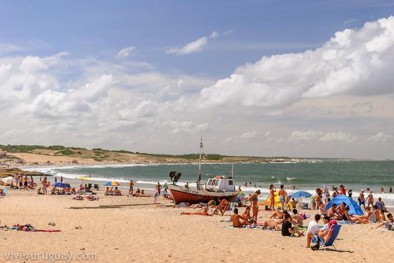 Punta del Diablo Praia