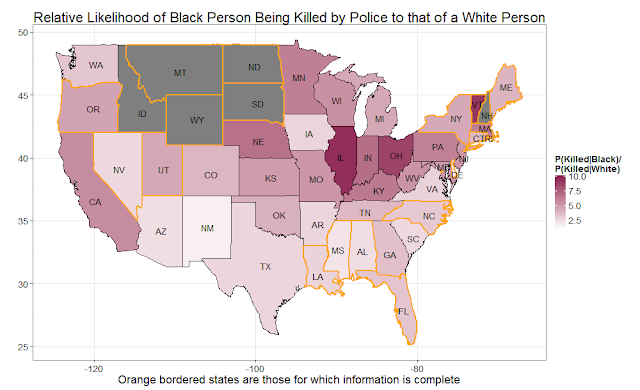 Cause of Death: Melanin | Evaluating Death by Police Data