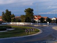 Torcida Brač Hajduk Split grafiti Supetar slike otok Brač Online