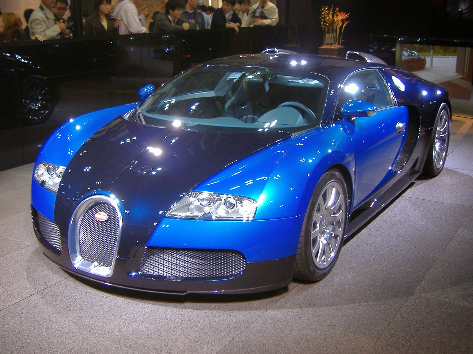 Bugatti Veyron Wallpapers ~ HD WALLPAPERS