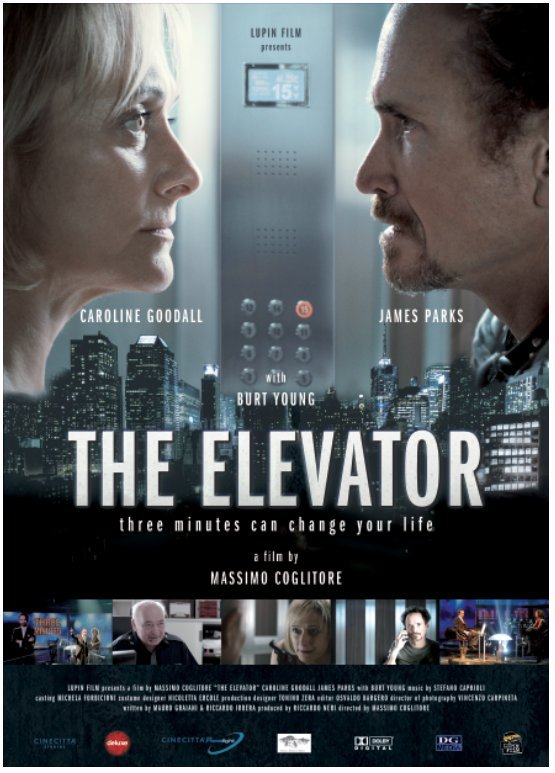 The Elevator Three Minutes Can Change Your Life