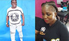 Mr Ibu says Only his wife can make him happy