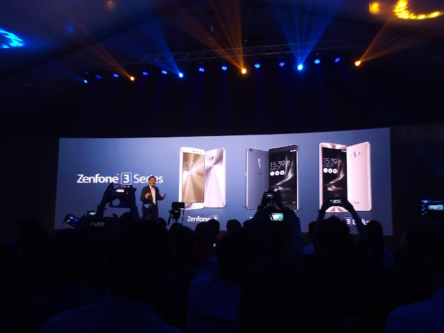 ASUS Zenfone 3 Series Officially Launched, Starts at PHP 8,995