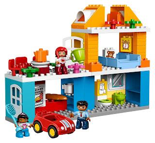 Perspektiven eines Küstenjungen (+ Verlosung): Ich darf das Familienhaus Set von Lego Duplo an Euch verlosen!
