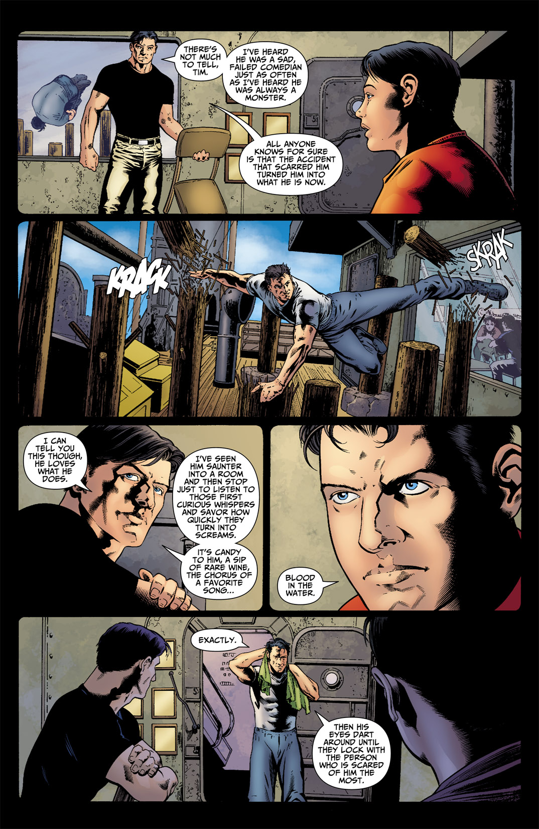 Detective Comics (1937) 826 Page 6