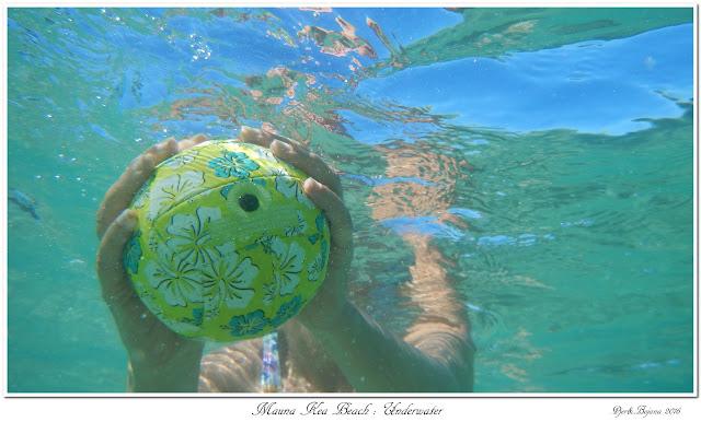Mauna Kea Beach: Underwater