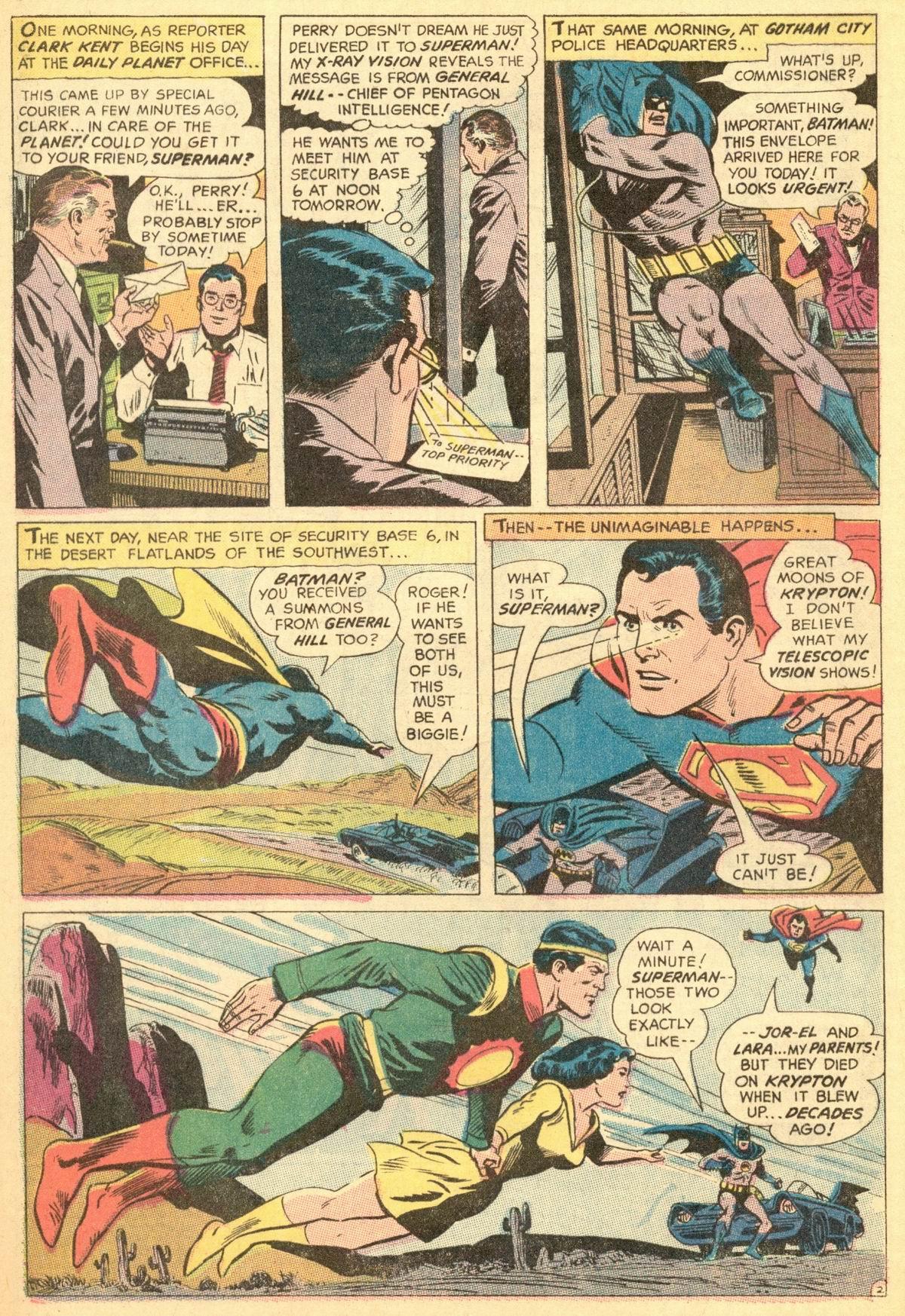 Read online World's Finest Comics comic -  Issue #191 - 4