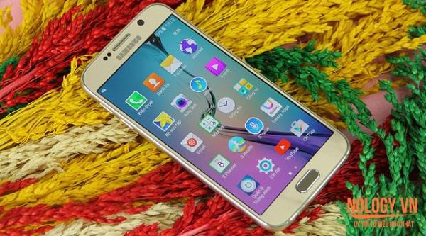 Lỗi thường gặp trên Samsung galaxy s6 cũ và cách khắc phục