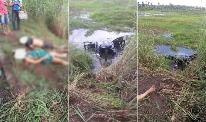 TRAGÉDIA! acidente deixa dois mortos na BR-316, em Bacabal